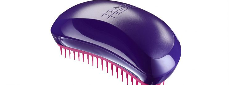 tangle teezer purple