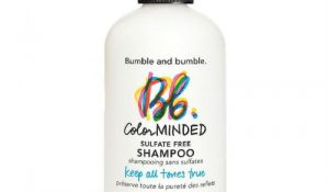 Bumble and Bumble color shampoo